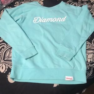 Diamond Crew Neck